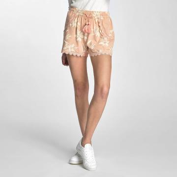 Vero Moda Shortsit vmAliana vaaleanpunainen