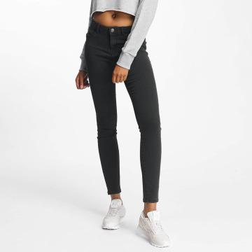 Vero Moda Skinny Jeans vmSeven grau