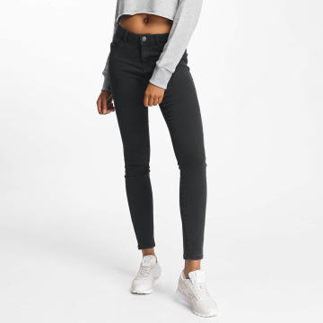 Vero Moda Skinny Jeans vmSeven grey