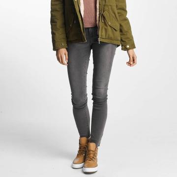 Vero Moda Skinny Jeans vmFive Slim Fit grey