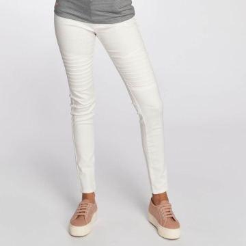 Vero Moda Skinny Jeans vmHot weiß