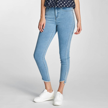 Vero Moda Slim Fit Jeans vmNine blau