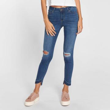 Vero Moda Slim Fit Jeans vmSeven blu