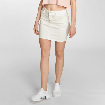 Vero Moda Spódniczki vmHot bialy