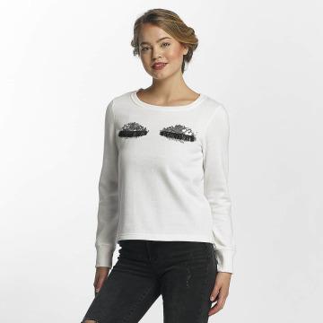 Vero Moda Sweat & Pull vmEye blanc
