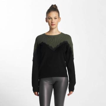 Vero Moda Swetry vmSmilla czarny