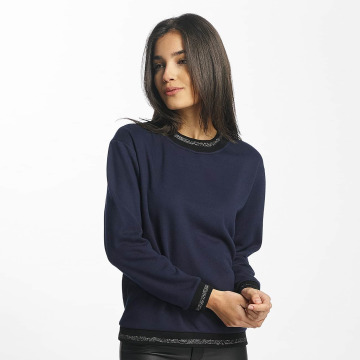 Vero Moda Swetry vmIsabella niebieski