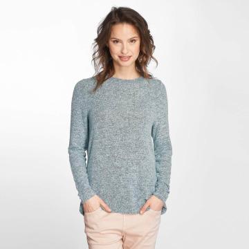 Vero Moda Swetry vmRoya niebieski