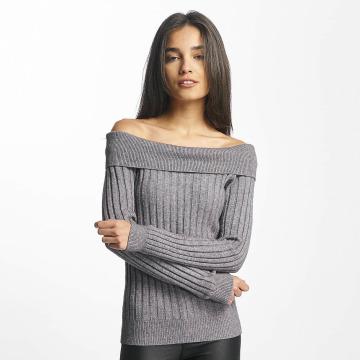 Vero Moda Swetry vmAva szary