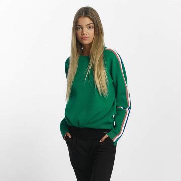 Vero Moda Swetry vmDamara zielony