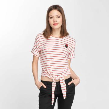 Vero Moda T-Shirt vmLirose blanc