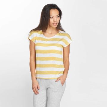 Vero Moda t-shirt vmWide geel