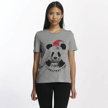 Vero Moda t-shirt vmPanda grijs