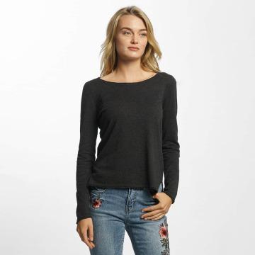 Vero Moda T-Shirt manches longues vmSofia gris