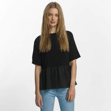 Vero Moda T-shirt vmBardot svart