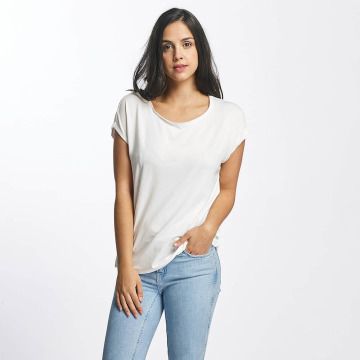 Vero Moda T-Shirt vmAware Plain weiß