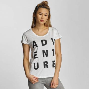 Vero Moda t-shirt vmBella wit