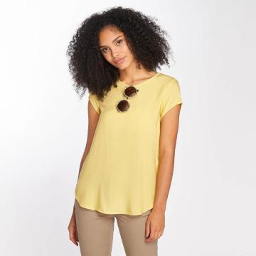 Vero Moda T-Shirt vmBoca yellow
