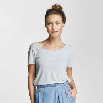 Vero Moda T-shirts Lua blå