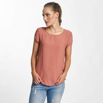 Vero Moda T-Shirty Boca bialy