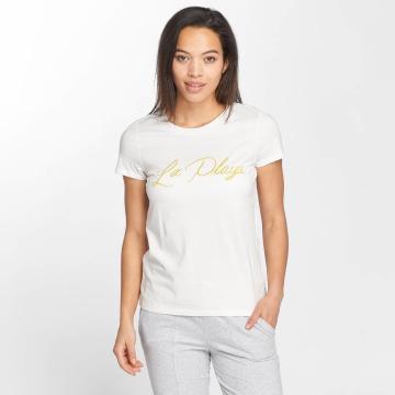 Vero Moda T-Shirty vmLola bialy