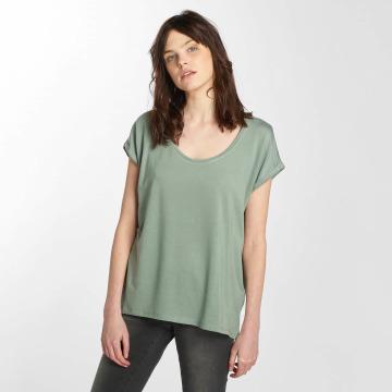 Vero Moda T-Shirty vmCina zielony