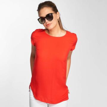 Vero Moda T-skjorter vmBoca red