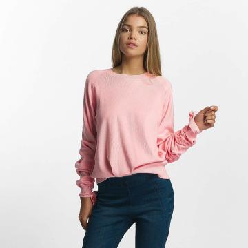 Vero Moda Tričká dlhý rukáv vmAntonia ružová