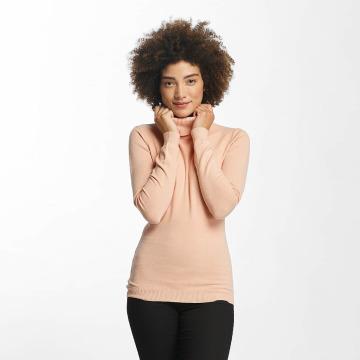 Vero Moda trui vmHappy Rollneck rose