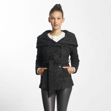 Vero Moda Veste mi-saison légère vmMunich Loop Wool gris
