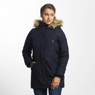 Vero Moda Winter Jacket vmExcursion Expedition 3/4 blue