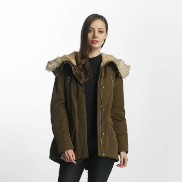 Vero Moda Winter Jacket vmMandri olive