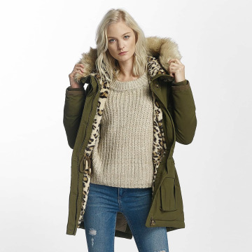 Vero Moda Winter Jacket vmDana olive