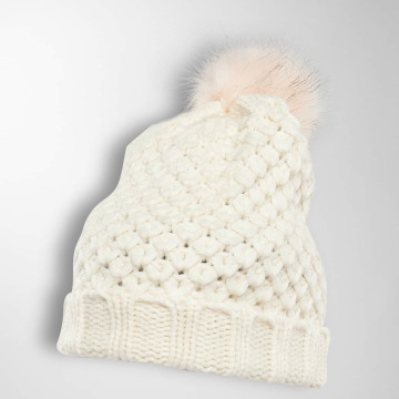 Vero Moda Wintermütze vmBea beige