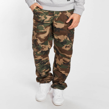 Vintage Industries Cargo pants BDU camouflage
