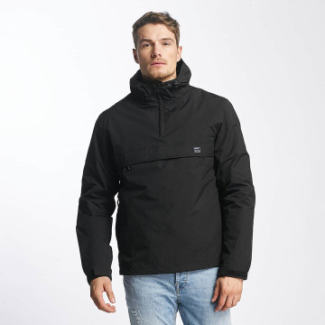 Vintage Industries Giacca Mezza Stagione Shooter Anorak nero