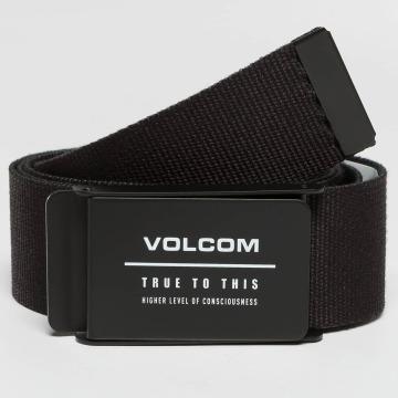 Volcom Cintura Lloyd Web nero