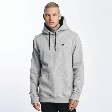 Volcom Hoodies Single Stone grå
