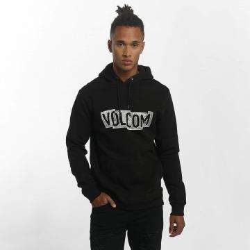 Volcom Hoody Supply Stone schwarz
