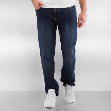 Volcom Jeans straight fit Solver Denim blu