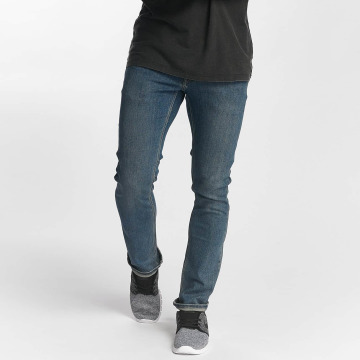 Volcom Jeans straight fit Vorta indaco