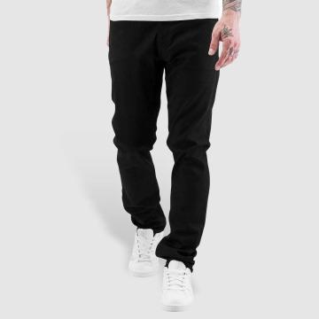 Volcom Jeans straight fit Vorta Denim nero