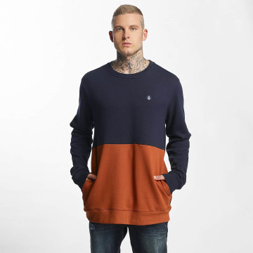 Volcom Jumper Single Stone Division blue
