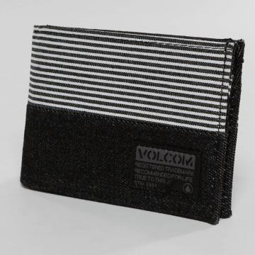 Volcom Lompakot Ecliptic Cloth musta