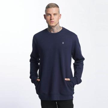 Volcom Pullover Single Stone blau