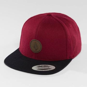 Volcom Snapback Cap Quarter violet
