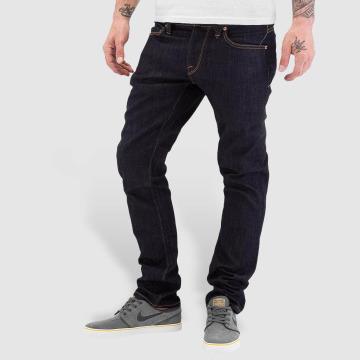 Volcom Straight Fit Jeans Vorta blue