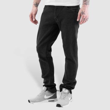 Volcom Straight fit jeans Vorta Denim zwart
