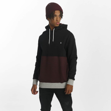 Volcom Sweat capuche 3Zy rouge