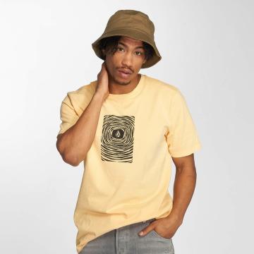 Volcom T-paidat Engulf keltainen